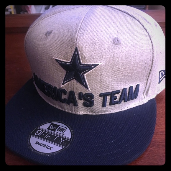 Cowboys America s Team Grey Draft Day Hat. M 5b2c8444aa8770fb97f7ba53 d39fa627407
